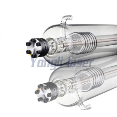 80W100W130W150W CO2 laser tube Warranty 10-12months 8000-10000 hours life time