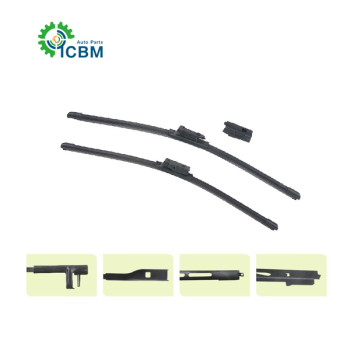 All Weather Multi-Adapter Universal Frameless Windshield Wiper Blade 811