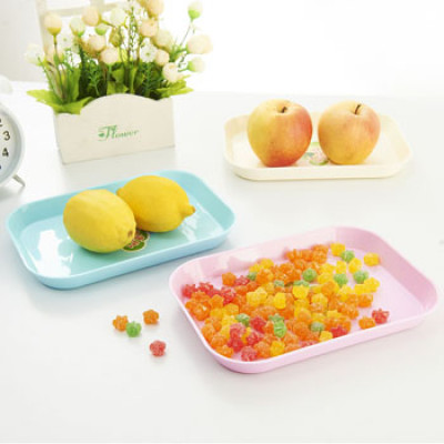 Baby Rectangle Fruit Plate