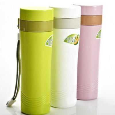 Portable health  tea filter water bottle
