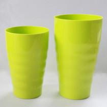Circle Tumbler 400ml PLA juice glass