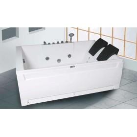 Freestanding comfortable headrest luxury hottub