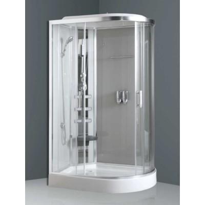 Ventilation fan shower room back massage bath case