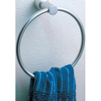 Bathroom towel rack aluminum towel loop,towel ring