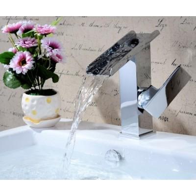 Tub faucet ceramic cartridge single handle taps