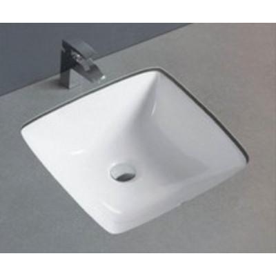 Shower bathroom suites under basin storage