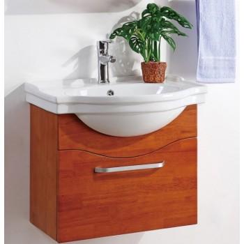 Classical Solid Wood Bathroom Cabinet
