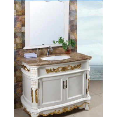 Hot Sell New Classical Bathroom Vanity Furniture
