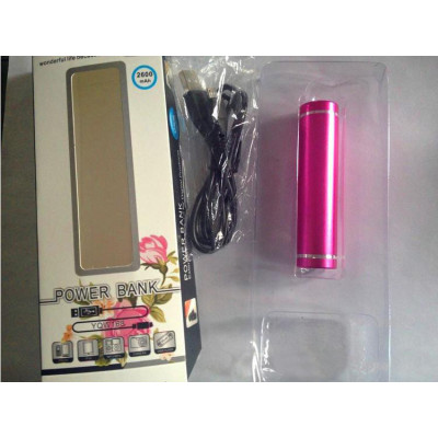 Wallet Style With LED lighting Power Bank Portable External Battery Backup Pack Dual USB For iPhone Ipad Samsung