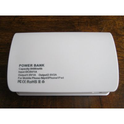 Fragrance Perfume Portable Power Bank External Battery USB Universal Charger For Samsung Galaxy S4 Iphone 4 4S 5 5s 5c LG