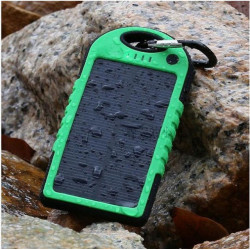 Solar Power Bank Charger For iphone Mobile Phone