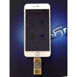 3 in1 Newest Retractable OTG USB flash drive for Iphone, iFlash Drive