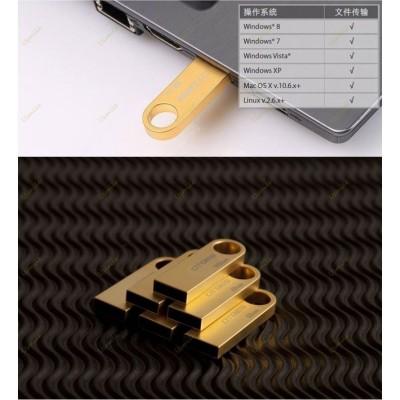 Metal USB Flash Drive 32GB 64GB 128GB USB Memory