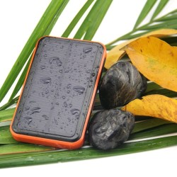 30000mAh Waterproof Solar Power Bank for All Mobile Phone