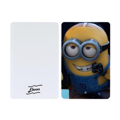 2600mAh Wallet Power Bank Ultra Slim Card Charger
