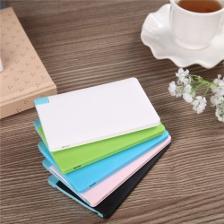 2600mAh Ultra Slim Portable Power Bank External Battery Charger Backup Pack Mobile Powerbank for iPhone