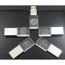Gem Custom USB Flash Drive