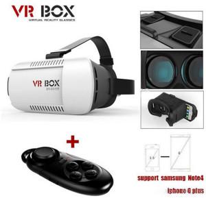 3D VR Virtual Reality Headset VR BOX Glasses