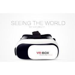 VR Glasses 3D VR Headset 2nd Generation 3D VR Box