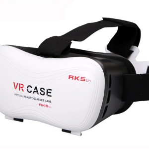 3D VR Glasses Virtual Reality With VR Remote Control