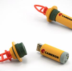 PVC USB Flash Memory 2GB and 4GB