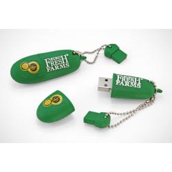 PVC USB Flash Stick 8GB
