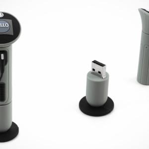 8GB/16GB/32GB PVC USB Flash Stick USB Drive