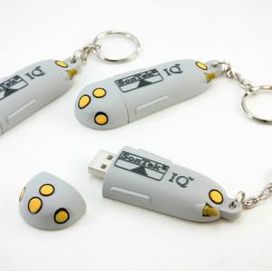 32GB PVC USB Flash Stick