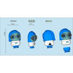 PVC Charger Bank 2600mAh Power Bank