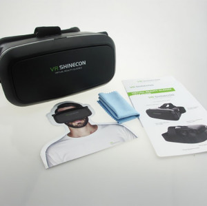 Virtual Reality Glasses VR Box Fit 3.5 to 6.0 inch Mobile Phone