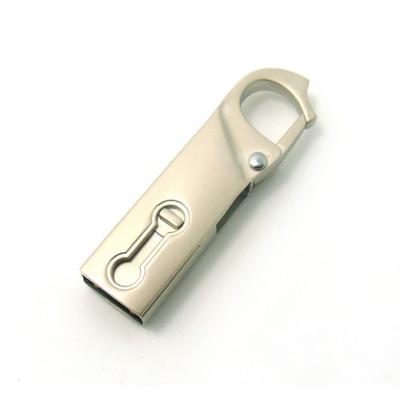 Metal OTG USB Flash Drive Mini Hook Design USB Drives