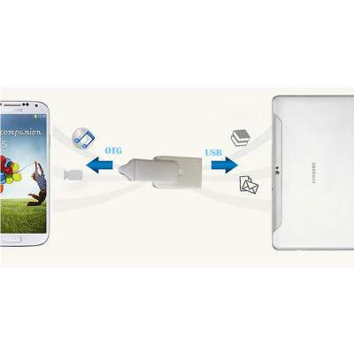 4GB-32GB OEM Mini OTG USB Flash Dish