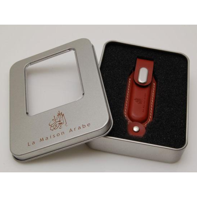 Free Sample accept Paypal Leather usb flash drive