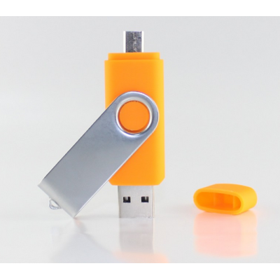 Hot-sale Swivel USB Flash Drive Colourful
