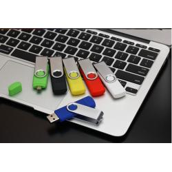 Swivel USB2.0 Memory Drive for Mobile phone