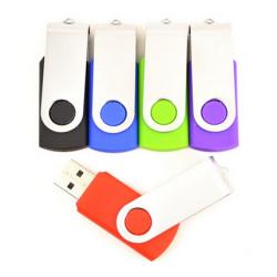 Swivel Memory Flash Drive