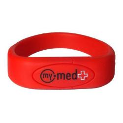 Free Sample, accept Paypal Bracelet USB Flash Memory