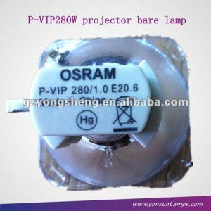 original bare lamp for Osram P-VIP280W 1.0 E20.6 projector lamp