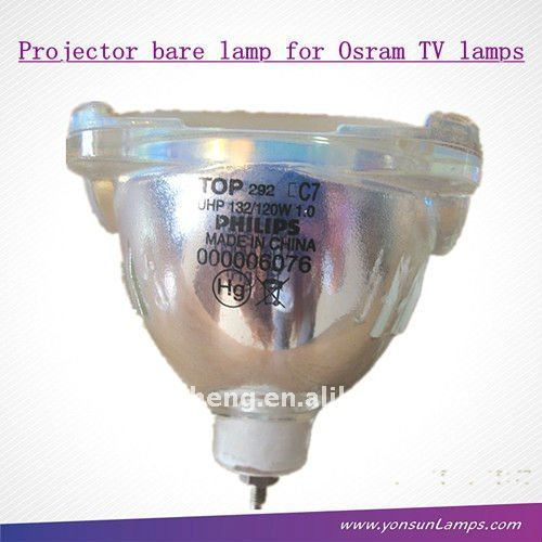projector lamp Osram P-VIP132/120W bare rojector lamps