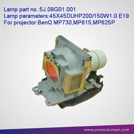 العرض 5J.08G01.001 مصباح ضوئي مع الإسكان للMP730