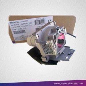 9e. 08001.001 lámpara del proyector para adaptarse a mp511+ proyector