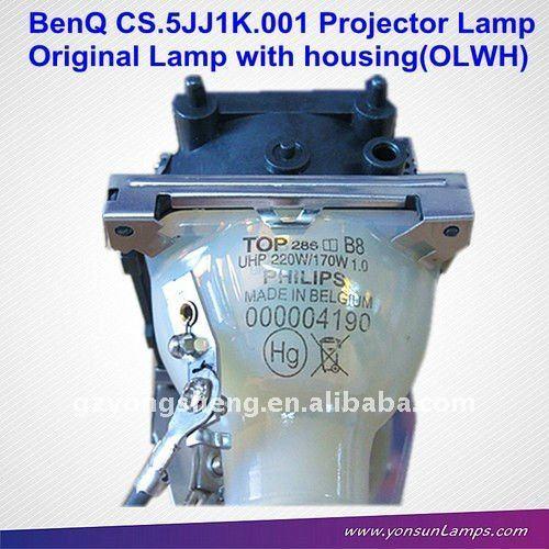 Cs. 5jj1k. 001 lámpara del proyector benq para con una excelente calidad