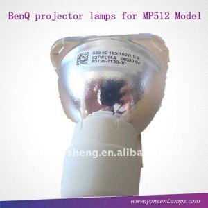 Para 9e. Benq y1301.001 mp512 proyector bombilla de la lámpara