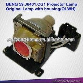 5 9. j840 1. cg1 lámpara del proyector benq para con una excelente calidad