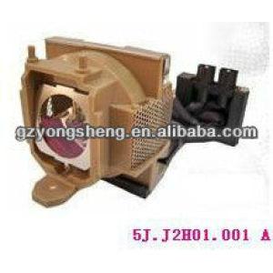 5j. J2h01.001 lámpara del proyector benq con una excelente calidad