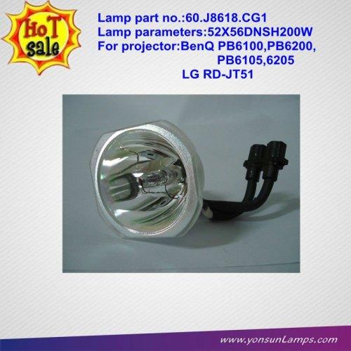 مصباح ضوئي 60. j861 8. cg1 pb6100 pb6200 للحصول على العرض