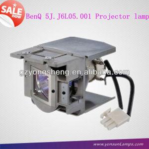 5j. J6l05.001 lámpara del proyector benq benq para ms517/mx518/mw519/ms517f/mx518f