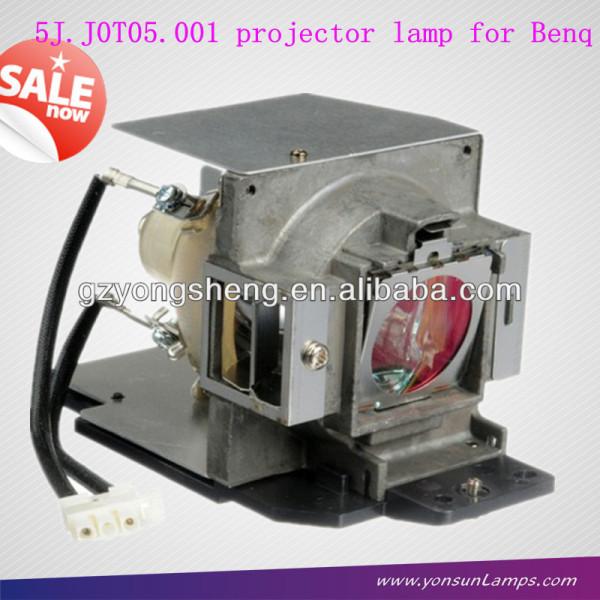 mp772/ st는 mp782/ st는 benq 프로젝터 램프를 5j하십시오. j0t05.001