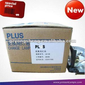 плюс 28-650 дампа для проектора u2-1080 дампа для проектора