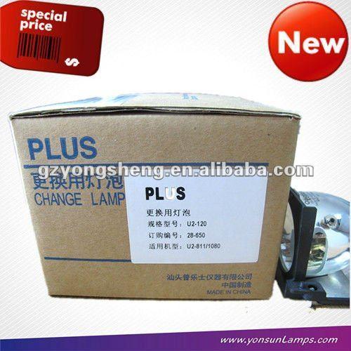 Plus projektor lampe 28-650 u2-1080 projektor lampe
